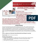 Kathleen Gradel - Teaching UDL