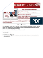 Michael Waiksnis - Your School Whose Story
