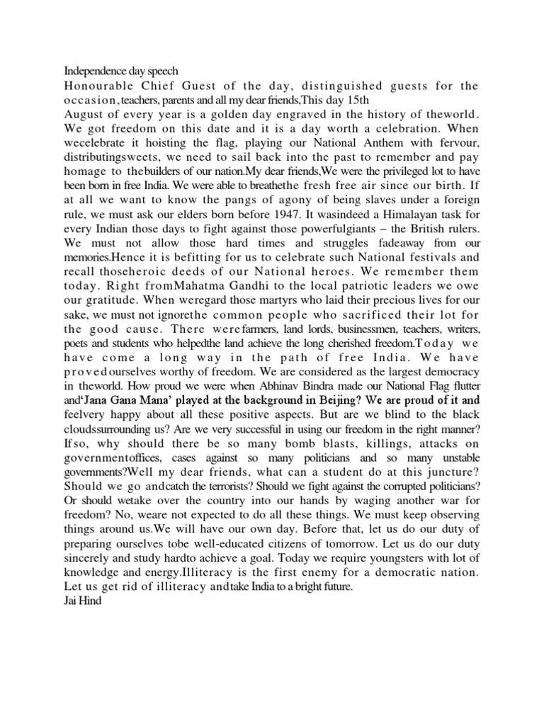 Elements good thesis paragraph