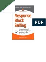 ResponseBlockSelling eBook