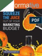 Proformative Insights Brochure