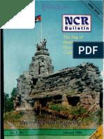 Bulletin of the Khmer Non-Communist Resistance Part I