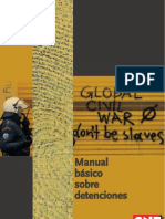 Manual Sobre Detenciones