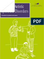 All About Autistic Spectrum Disorders