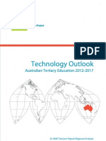 2012 Technology Outlook Australian Tertiary Education A4