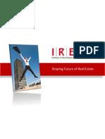 Corporate Presentation IREF