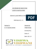 Mutual Fund PREM