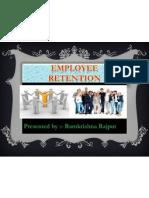 Employee Retention PPT ( Ram )