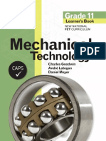 Mechanical Technology Gr11 Learner's Guide
