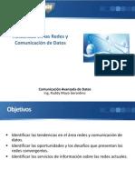 Actualidad en las Redes y Comunicación de Datos_V2