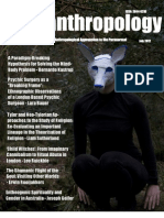 Paranthropology Vol 3 No 3