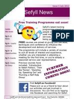 Sefyll News July 2012