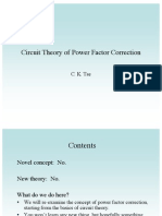 Power Correction Circuit Theory