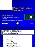 Overview Reinsurance