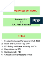 Fema Anil Sharma