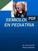 SEMIOLOGIA Pediatrica (Clases- 1)