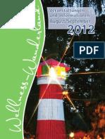 Bad Harzburg Aktuell August/September 2012