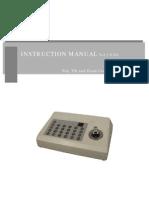 KCT 100 Manual