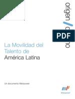 La Movilidad Del Talento de America Latina[2