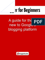 Blogger for Beginners - Amanda Kennedy - Blogger Buster