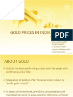 Gold Prices in India Fi
