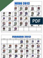 Calendario Maya- Gregoriano