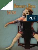 Cornell University Press Fall 2012 Catalog