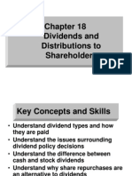 Chapter 18 Dividend.policy