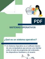 003 - Sistemas Operativos y Clasificacion