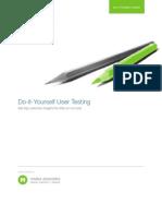 DIY UserTesting ModusAssociates