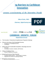 Overcoming Barriers to Caribbean Innovation Final 16jun12 v2