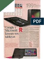 Expansión EDH-Microsoft y Google lanzan sus tabletas-240712