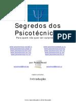 Psicotecnico - introducão (1)