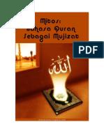 Mitos Mujizat Bahasa Quran