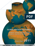 Global HIV/AIDS Response - Epidemic update and health sector progress towards Universal Access - Progress Report 2011