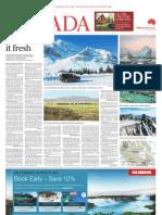 Australian newspaper, Some Like it Fresh