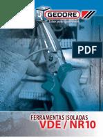 Catálogo Gedore VDE 2011