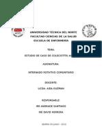 PROCESO DE ATENCIÓN DE ENFERMERÍA