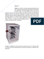 Neutral Grounding Resistors