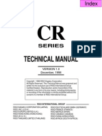 CR Technical Manual