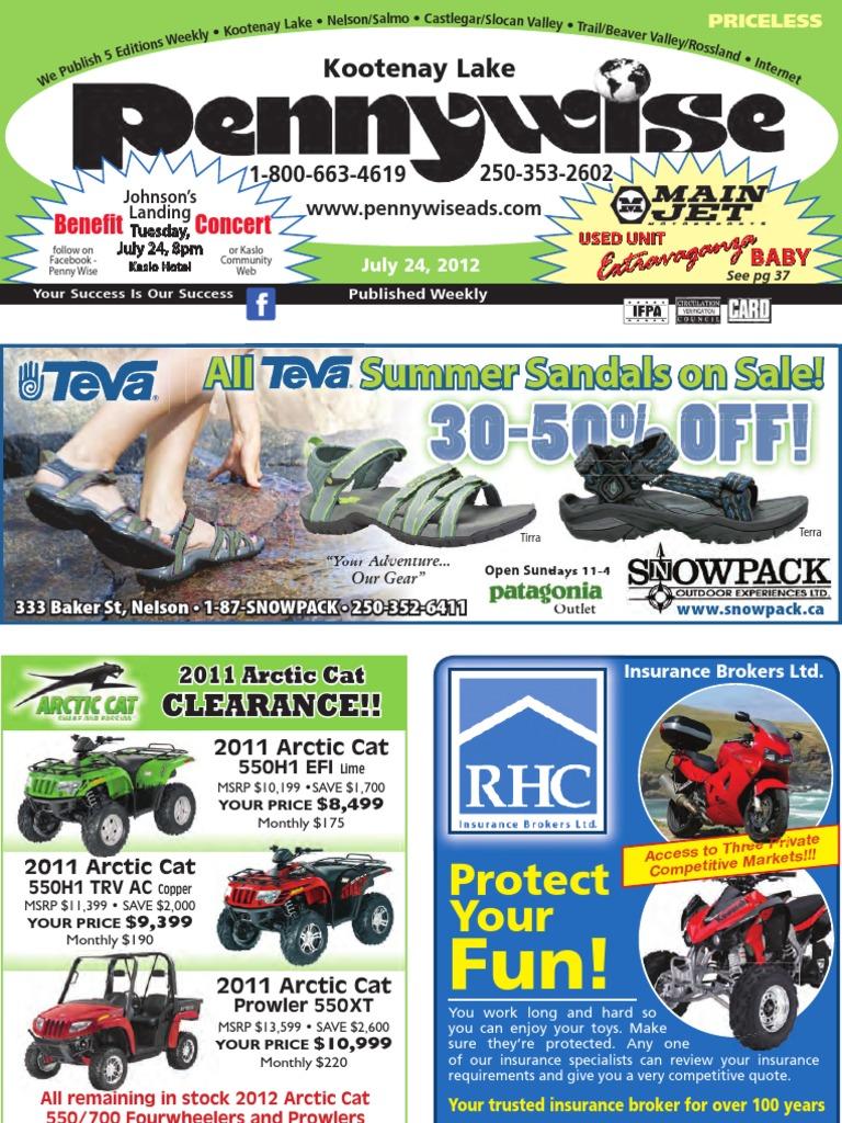 Kootenay Lake Pennywise July24, 2012 (284 views)