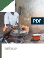 PCP Annual Report 2011