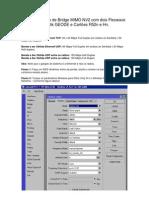Mikrotik - Manual MIMO NV2 Com Flexwave e Cartoes R52n Ou Hn