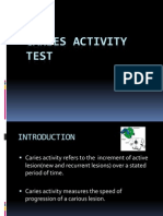 Caries Activity Test 1