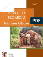 Forest Peoples Numbers Across World Apr 2012 Portuguese 0