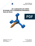 SolidWorks Simulation Student Guide 2010 PTB