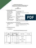 02. Laporan Semester I TJA-Final[1]