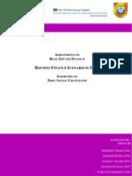 Housing Finance Scenario in India[1]