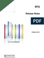 CP R75 ReleaseNotes