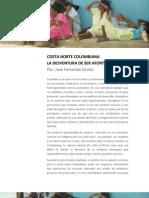 COSTA NORTE COLOMBIANALA DESVENTURA DE SER AFORTUNADO